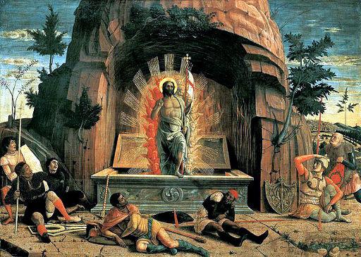Mantegna-La-Résurrection
