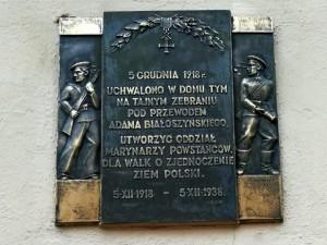 Marynarze-Powstańcy z Poznania, 1918